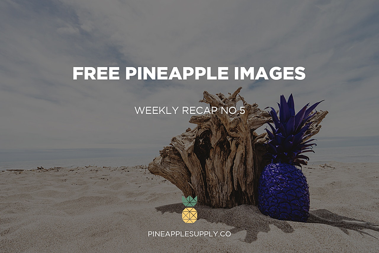 Freshest & Free Pineapple Images No. 5