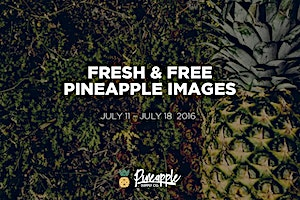 Our Freshest & Free Pineapple Images 4