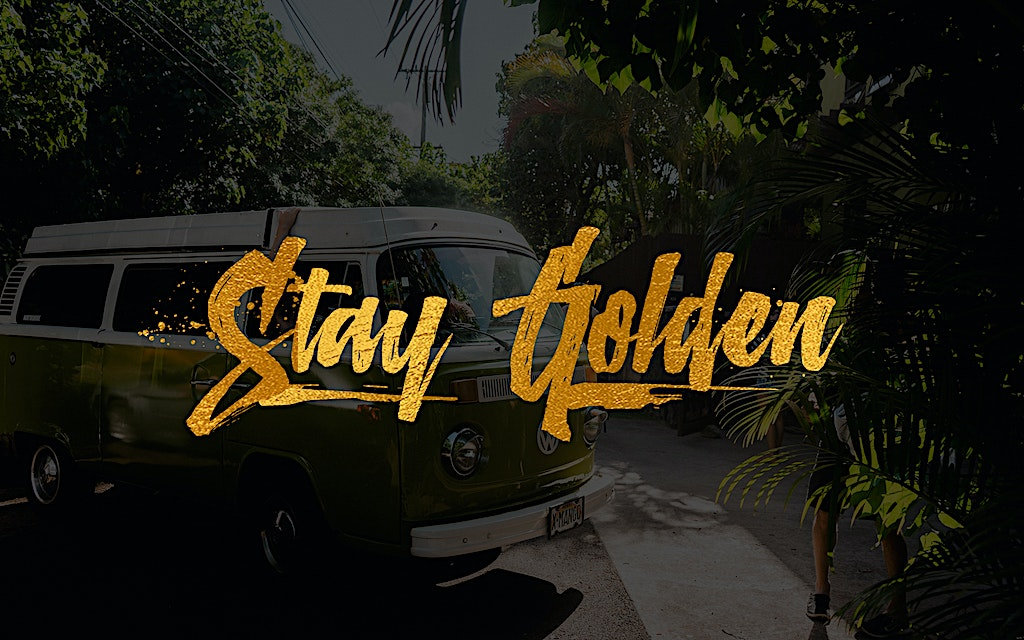 Stay Golden Meaning discussed in this post