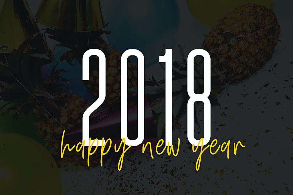 New Year, New You - 2018