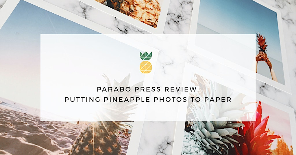 Parabo Press Review by Pineapple Supply Co.