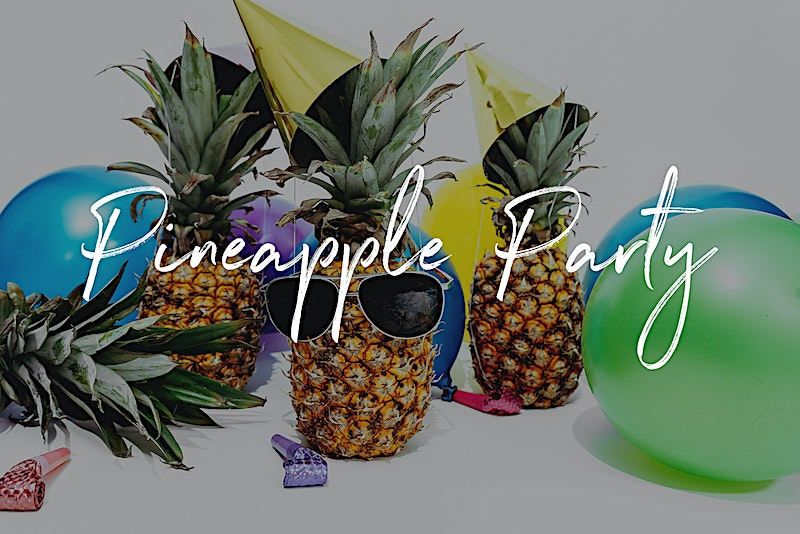 Pineapple Photo Collection: Pineapple Party