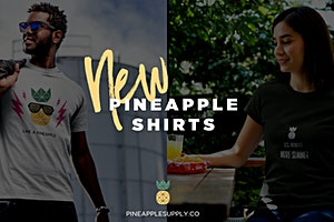 New Pineapple Shirts On-Demand