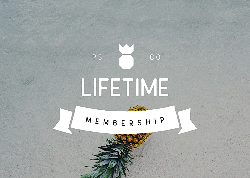 Lifetime Membership Access to Pineapple Supply Co.