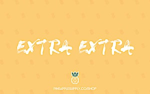 Extra Extra: The Pineapples Shop