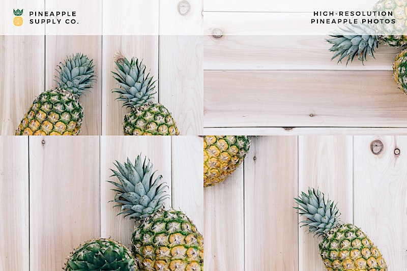 Pineapple photos in This Collection C