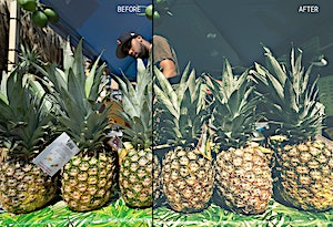 FilterGrade x Pineapples: You've got photos. Let's make them awesome.
