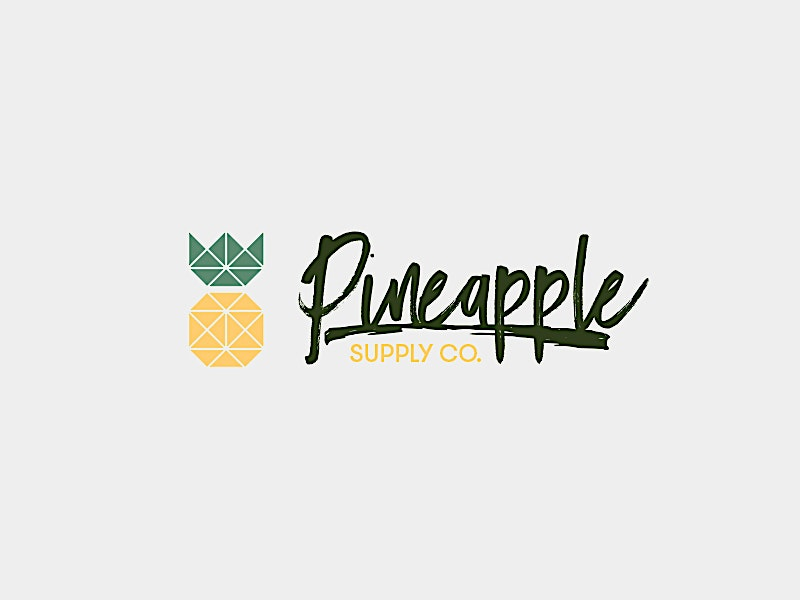 Pineapple Supply Co Shirt Design